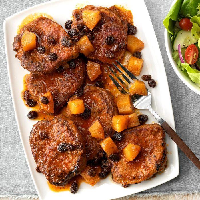Fruited Pork Chops
