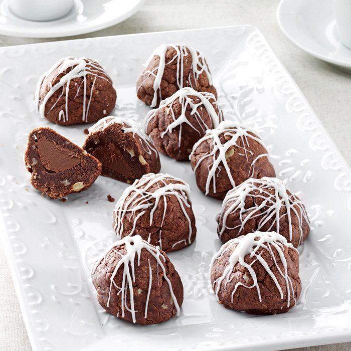 Kentucky: Fudge Bonbon Cookies