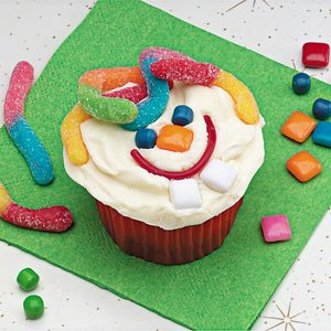 Fun Party Cupcakes