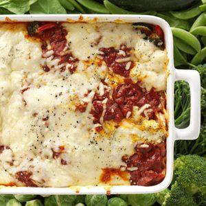 Garden Veggie Lasagna