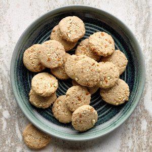 Gluten-Free Almond Crispies