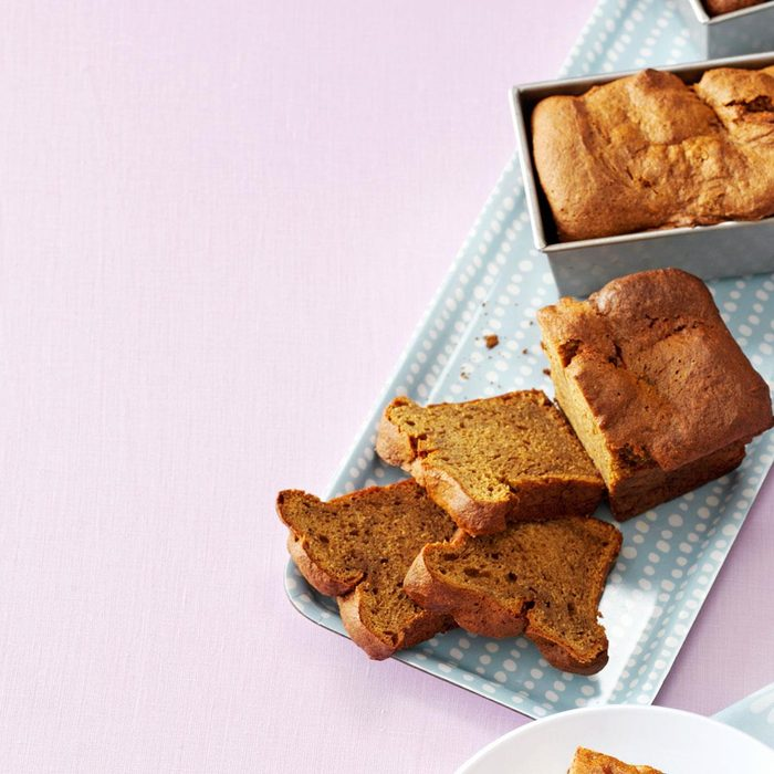 Gluten-Free Gingerbread Loaves