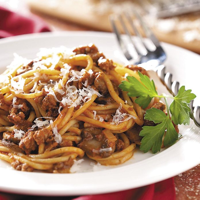 Gluten-Free Skillet Pasta