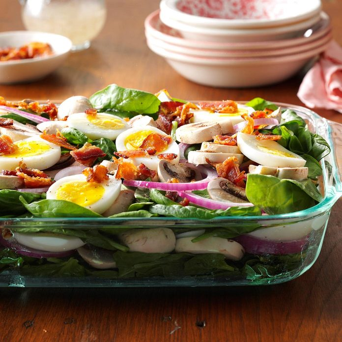 Grandma S Spinach Salad Exps Sddj17 34135 D08 05 3b 4