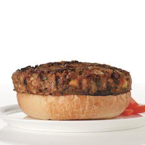 Greek Chickpea & Walnut Burgers