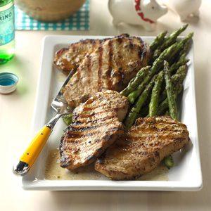 Greek Pork Chops