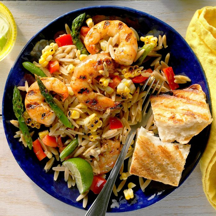 Grilled Jerk Shrimp Orzo Salad Exps Cf2bz20 48862 B12 12 3b 4