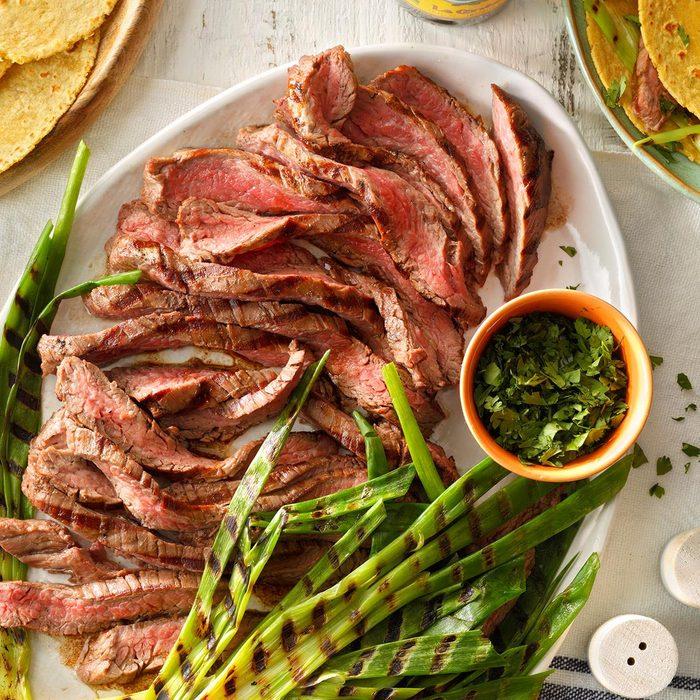 Grilled Onion Skirt Steak Tacos Exps Ftts21cb 194481 B08 20 4b