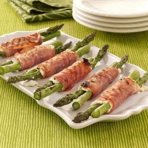 Grilled Prosciutto Asparagus