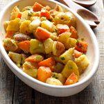 Grilled Three-Potato Salad