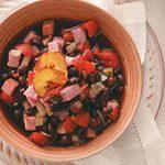 Ham and Black Bean Soup