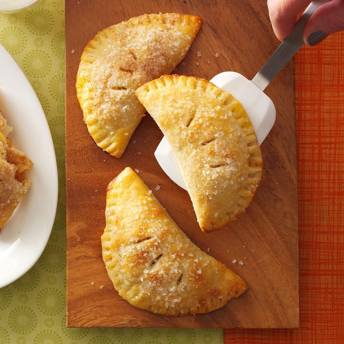Inspired by: McDonald's Fried Apple Pie