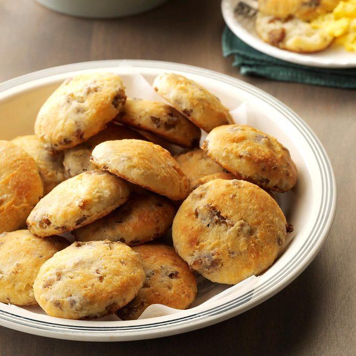 Handy Sausage Biscuits