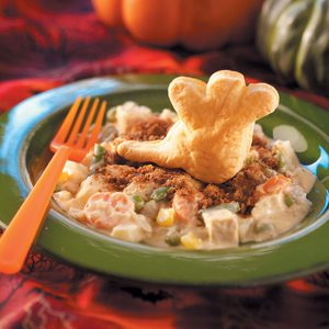 Haunted Potpie