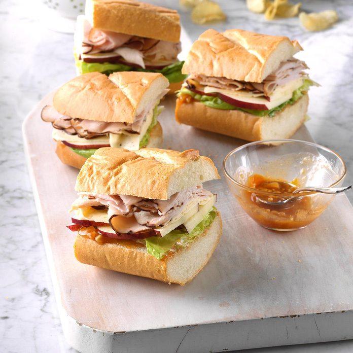 Inspired By: Starbucks Turkey & Havarti Sandwich