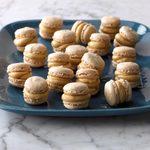 Hazelnut Macarons