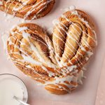 26 Valentine's Day Breads, Sweet Rolls and Pastries to Bake for Your Sweetheart