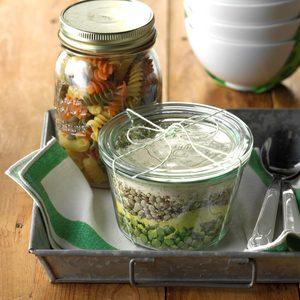 Hearty Pasta Soup Mix