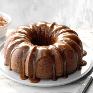 Heavenly Praline Cake
