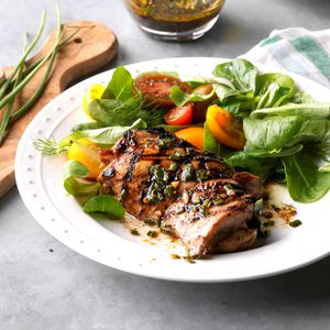 Herbed Balsamic Chicken