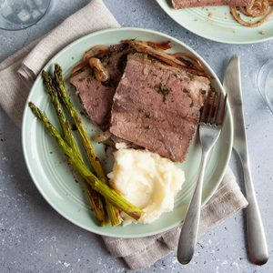 Home-Style Roast Beef
