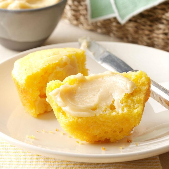 Homemade Corn Muffins With Honey Butter Exps41682 Hck143243c09 20 1bc Rms 2