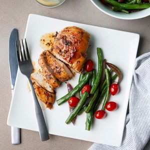 Honey Balsamic Chicken