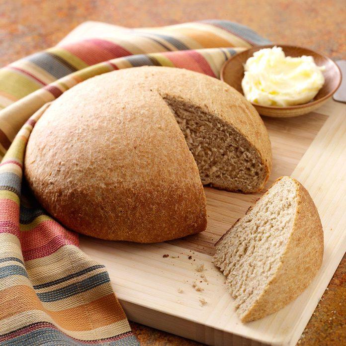 Honey & Oat Yeast Bread