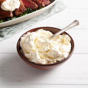 Horseradish Cream Sauce