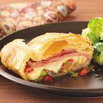 Hot Ham & Cheese Slices