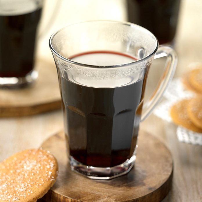 Hot Spiced Wine