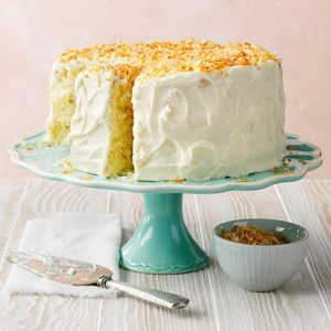 Incredible Coconut Cake