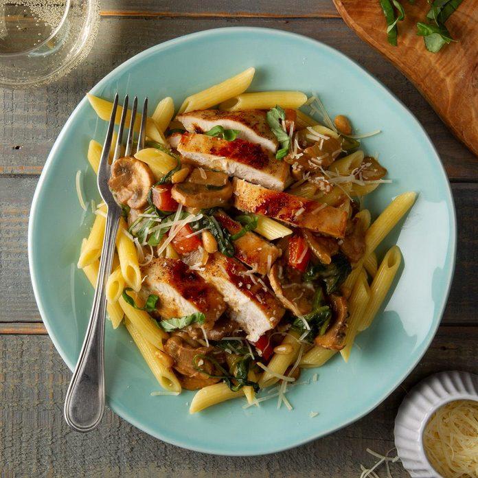 Italian Chicken Skillet Supper Exps Ft20 39612 F 0207 1 8