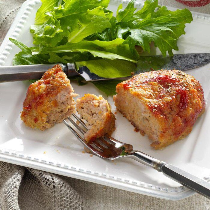 March: Italian Meat Loaves