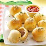 Italian Meatball Buns