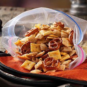 Italian Parmesan Snack Mix