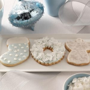 Joyful Cutout Cookies