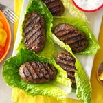 Juicy & Delicious Mixed Spice Burgers