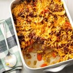 13×9 Casseroles You Can Keep in the Freezer