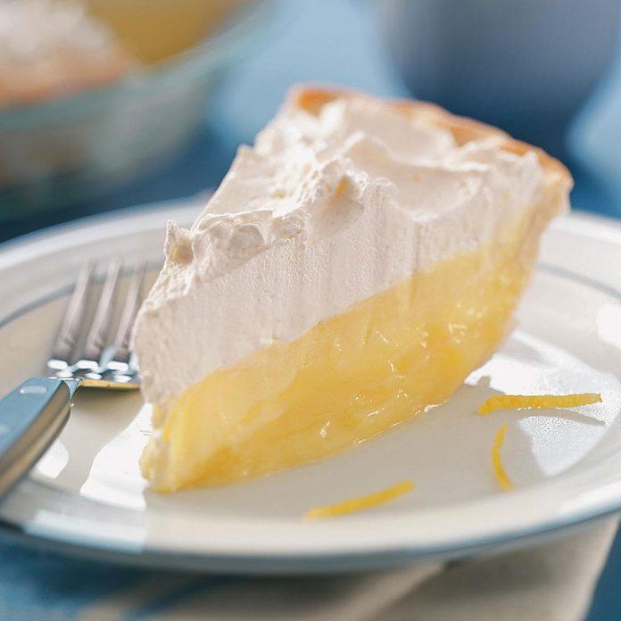 Layered Lemon Pies