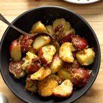 Lemon & Garlic New Potatoes