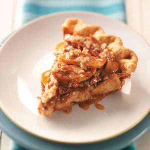 Makeover Caramel-Pecan Apple Pie