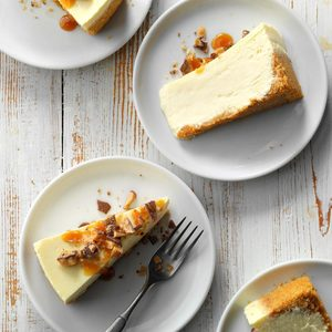 Makeover Traditional Cheesecake