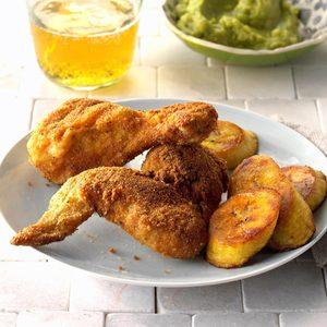 Mama's Puerto Rican Chicken