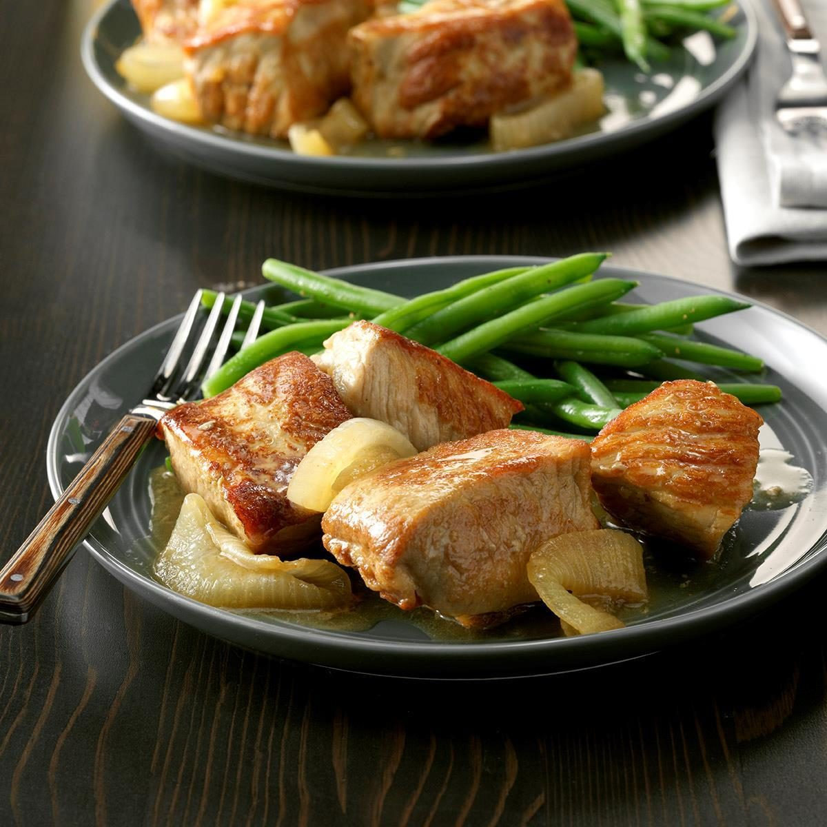 Maple + Pork