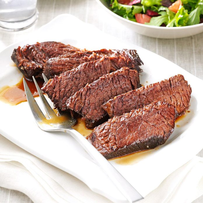 Marinated Chuck Roast