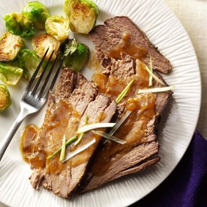 Marinated Pot Roast