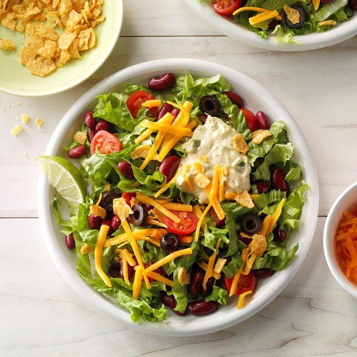Meatless Taco Salad Exps Sdjj19 40322 E02 07 8b 5