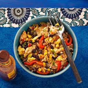 Mexican Skillet Rice