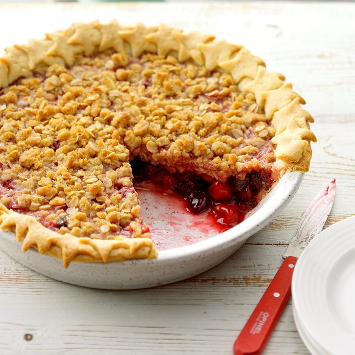Michigan: Michigan Cherry Pie